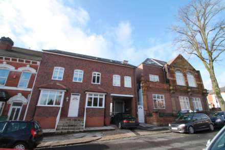 2 Bedroom Apartment, Exeter Road, Birmingham, 2 bed ground floor flat in new build block