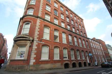 Property For Rent Stoney Street, Lace Market, Nottingham