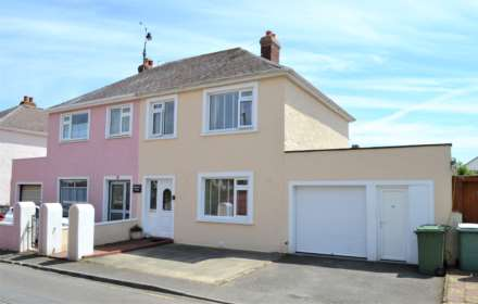 3 Bedroom House, Manor Park Road, Outskirts of St Helier