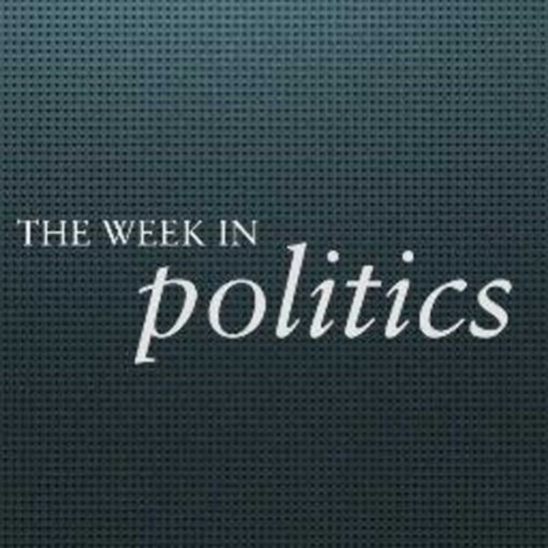 A week in politics