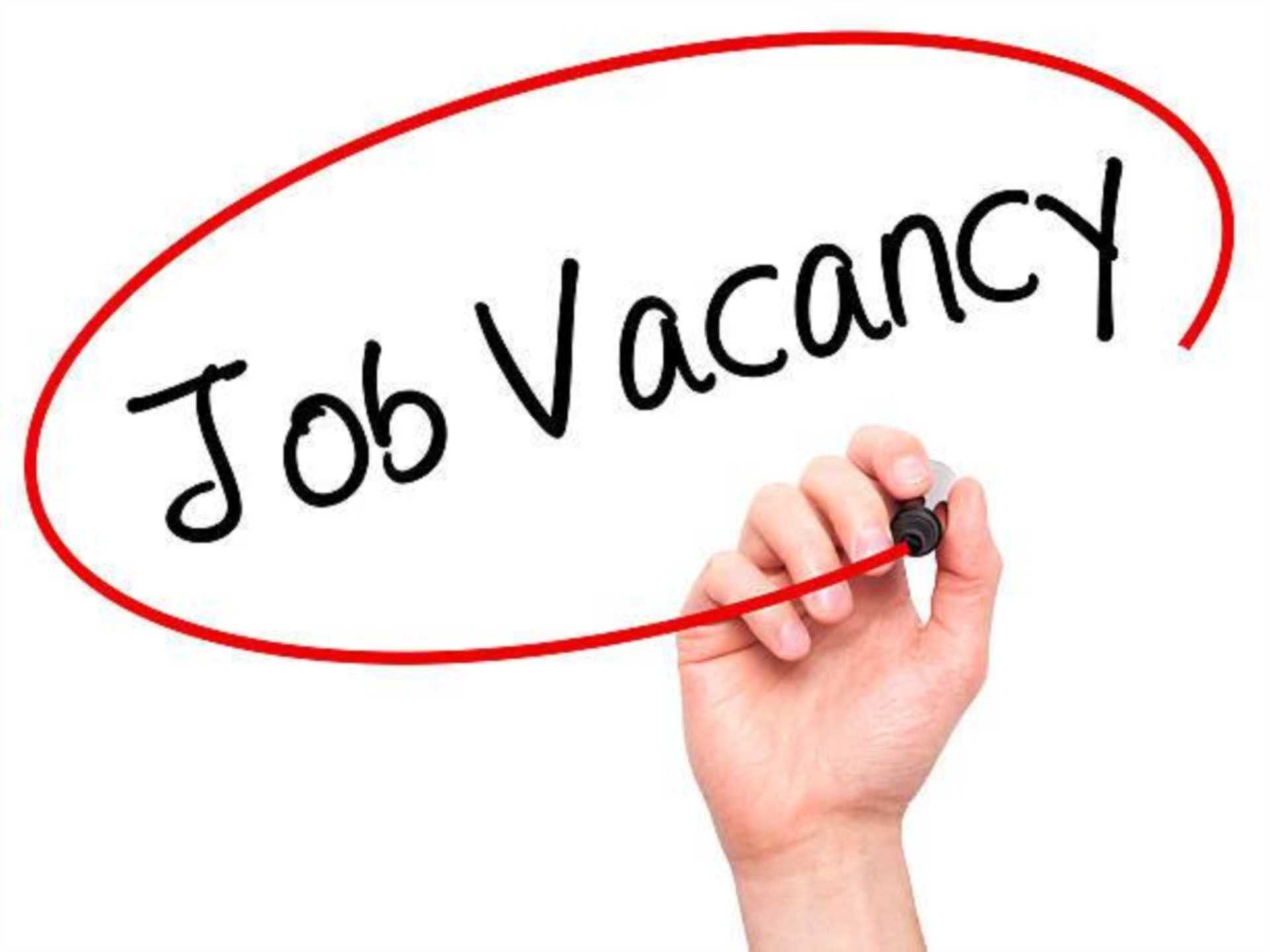 FULL-TIME VACANCY – (Trainee Sales & Lettings Support)