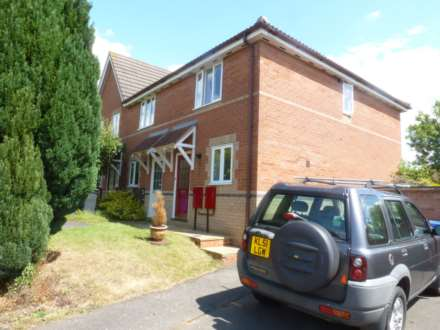 2 Bedroom End Terrace, Newbery Drive, Brackley, NN13 6NN