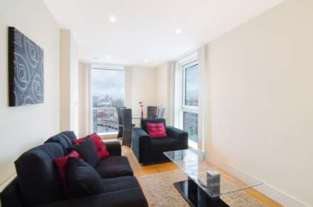 1 Bedroom Apartment, Preston Road, Wharfside Point South, Canary Wharf