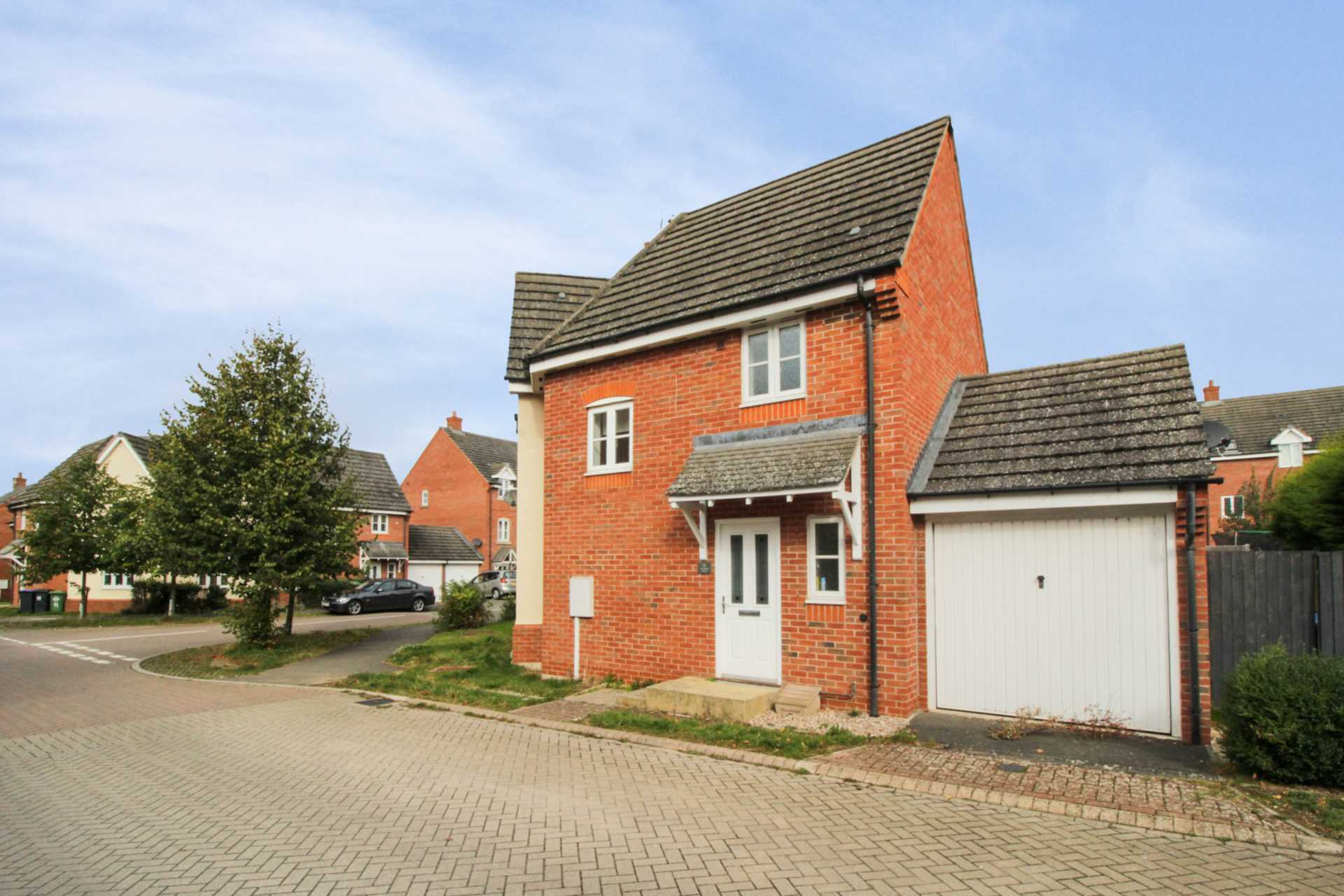 Woodleigh Road, Rugby, Image 1