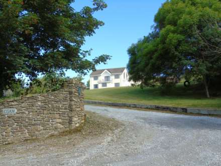 4 Bedroom Detached, Cuan, Kildarra, near Kilmacsimon Quay, P72 RY60