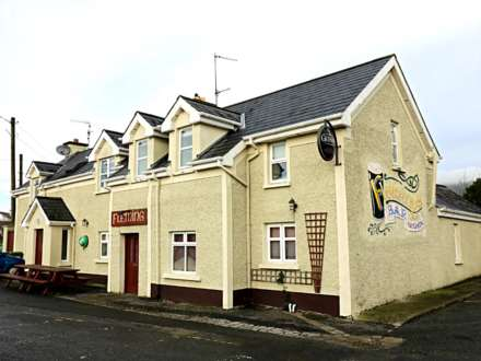 5 Bedroom Commercial Property, Fleming`s Pub, Faugheen, Carrick-On-Suir