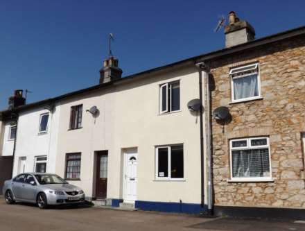 2 Bedroom Terrace, Bradley Lane, Newton Abbot