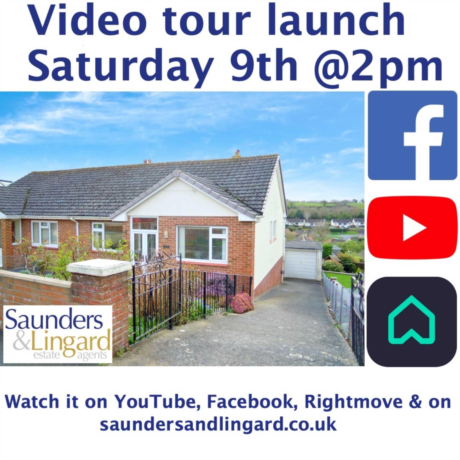 Video Tour launch