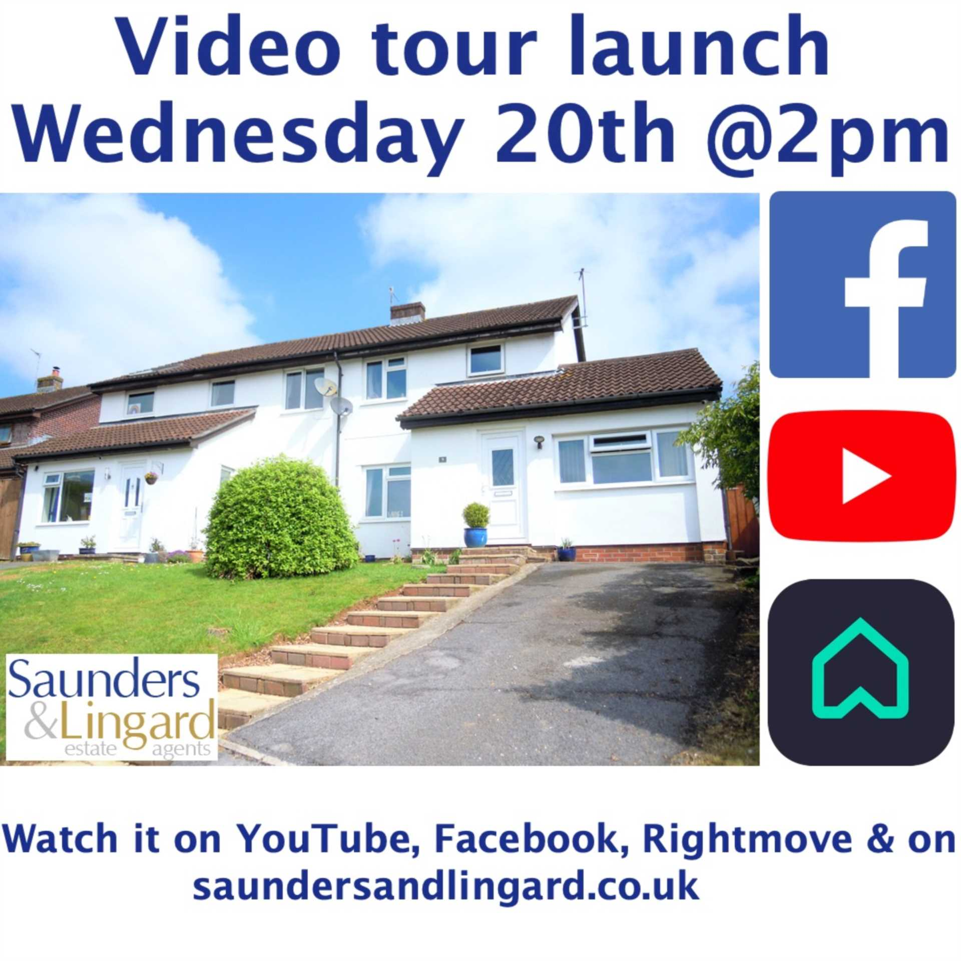 Video Tour Launch