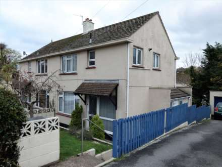 3 Bedroom Semi-Detached, Spencer Road, Paignton