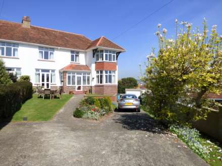 4 Bedroom Semi-Detached, Clennon Gardens, Paignton