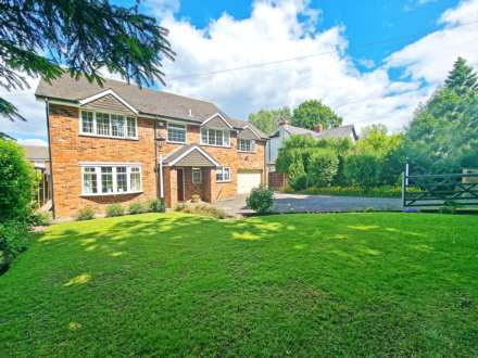 5 Bedroom Detached, Billy`s Lane, Cheadle Hulme