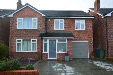 4 Bedroom House, Longmeadow, Cheadle Hulme