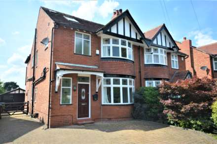 4 Bedroom House, Ack Lane East, Bramhall