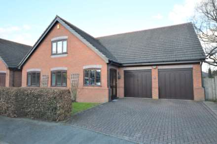 3 Bedroom House, Lansdown Close, Cheadle Hulme