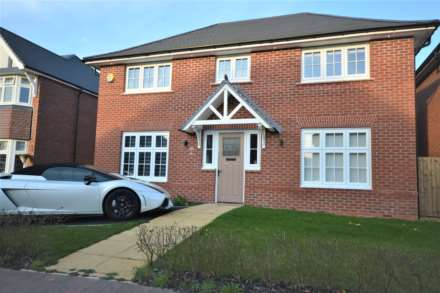 4 Bedroom House, Avro Crescent, Woodford