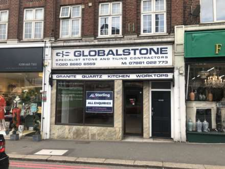 Retail, Russell Parade, Russell Hill Road, Purley, CR8