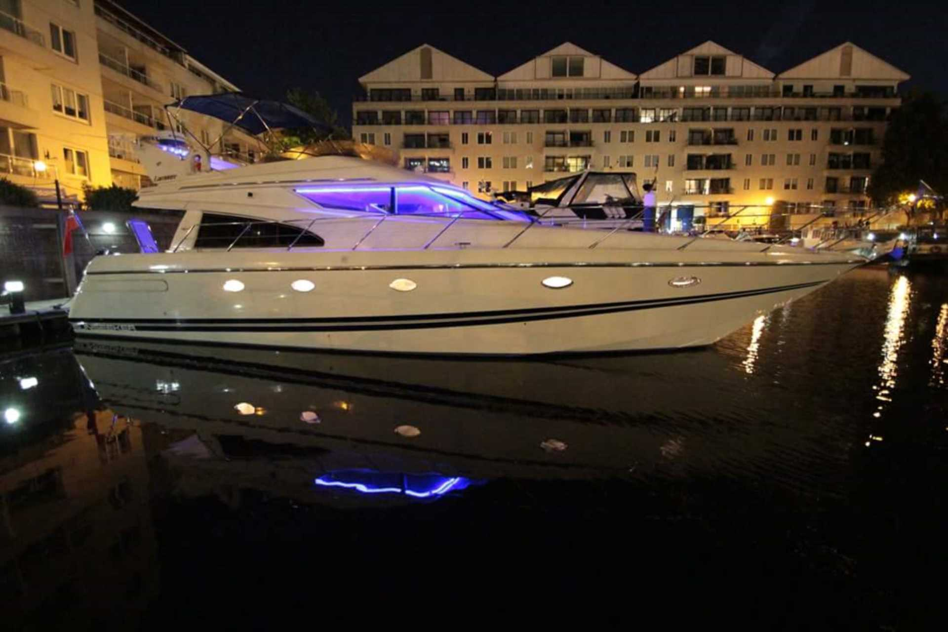 Sale of Vantage Yachts charter business & the Sunseeker Manhattan 54, Image 1