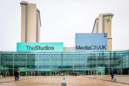 Media City Uk, Salford Quays, Image 1