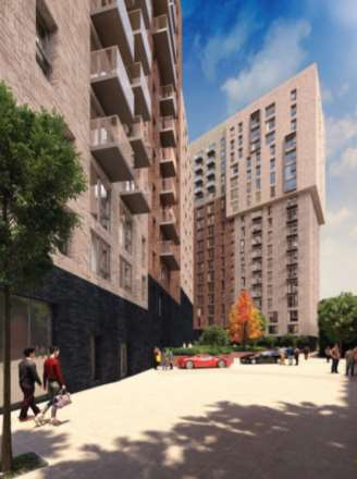 2 Bedroom Apartment, Affinity Living, Embankment West