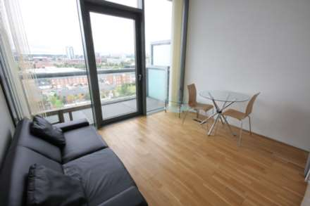 Apartment, Abito, Clippers Quay, Salford Quays