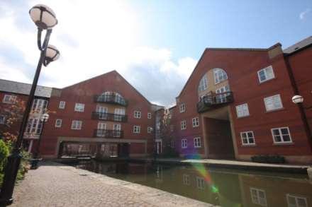 James Brindley Basin, Manchester, Image 1
