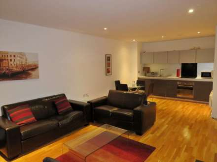 1 Bedroom Apartment, Piccadilly Place, Manchester