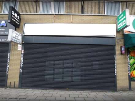 Commercial Property, Green Lane, Seven Kings, IG3