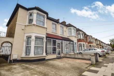 3 Bedroom End Terrace, Blythswood Road, Ilford