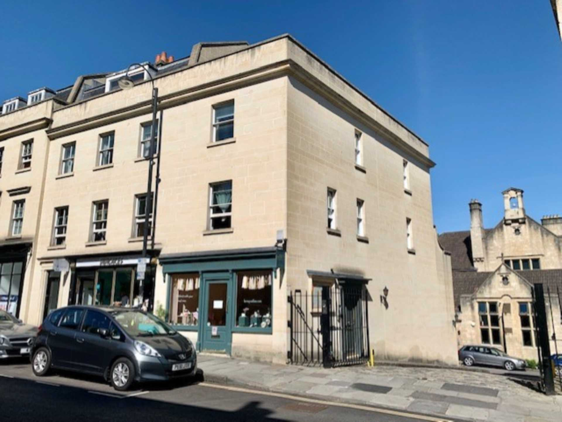 Swallows Property Letting - 2 Bedroom Flat, Walcot Street, Bath