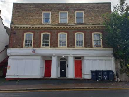 Property For Rent Flat 3 144 High Street, Ramsgate