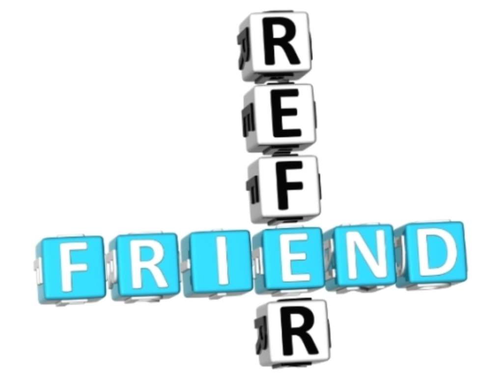 Refer A Friend And Earn £150