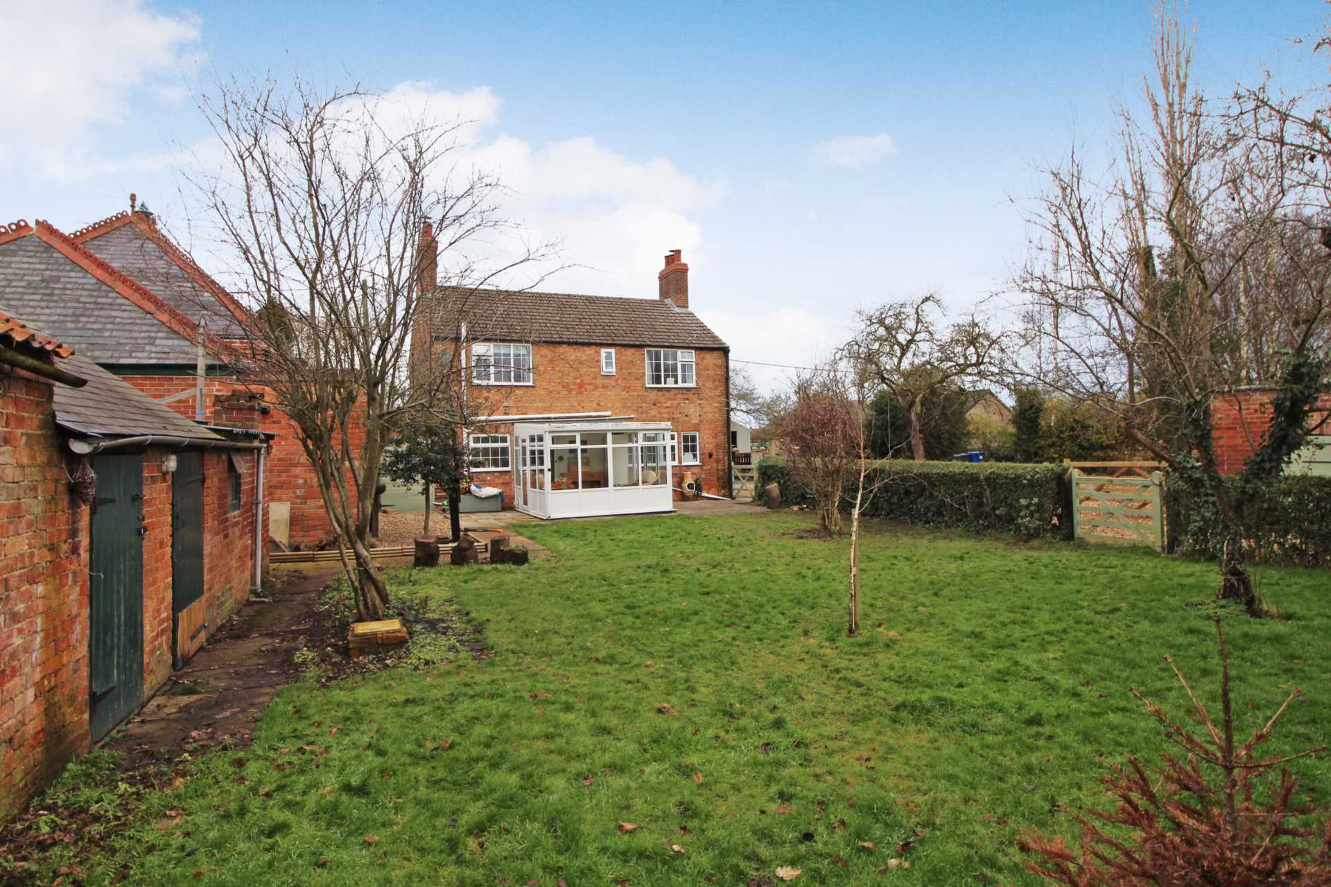 Pleasant Villa, Heapham, Gainsborough - with approx 6 acres sts., Image 21
