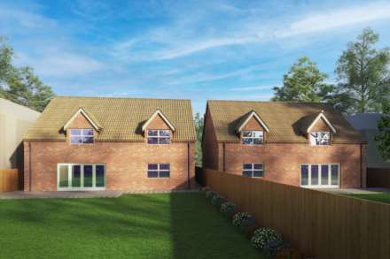 Plot 2, The Drift, High Street, Walcott, Lincoln, Image 2