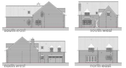 Plot 2, The Drift, High Street, Walcott, Lincoln, Image 4
