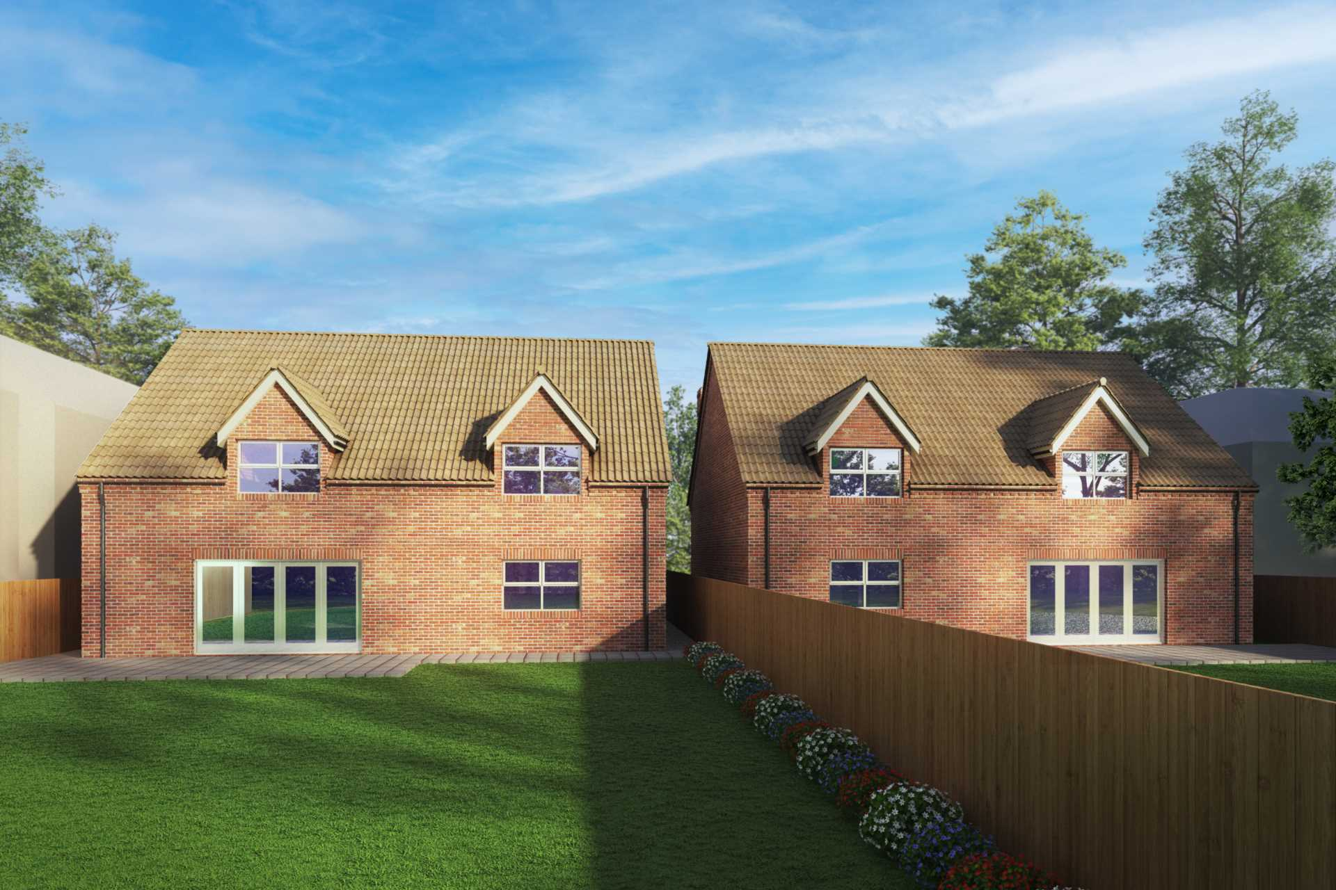 Plot 3, The Drift, High Street, Walcott, Lincoln, Image 2