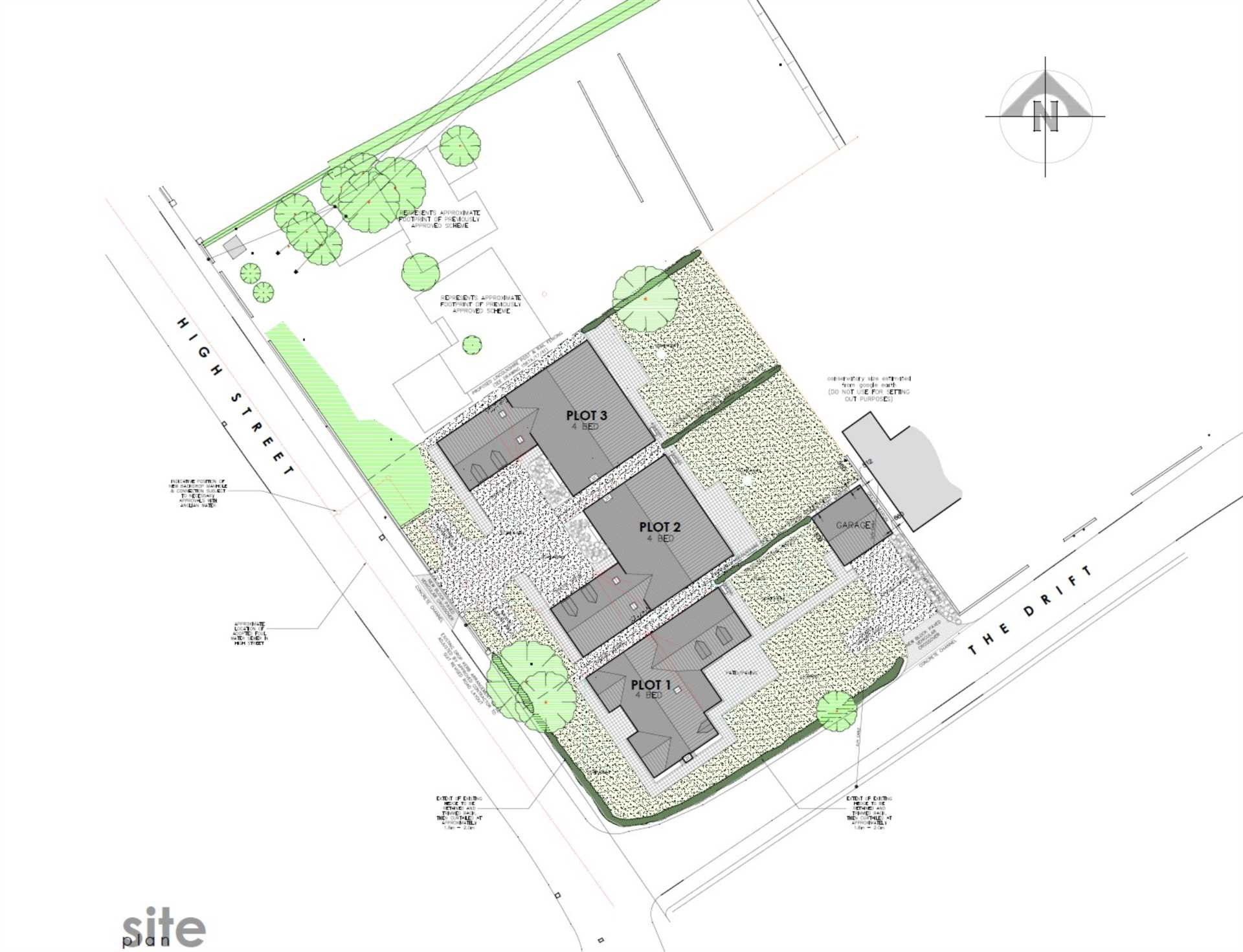 Plot 3, The Drift, High Street, Walcott, Lincoln, Image 3