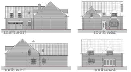 Plot 3, The Drift, High Street, Walcott, Lincoln, Image 4
