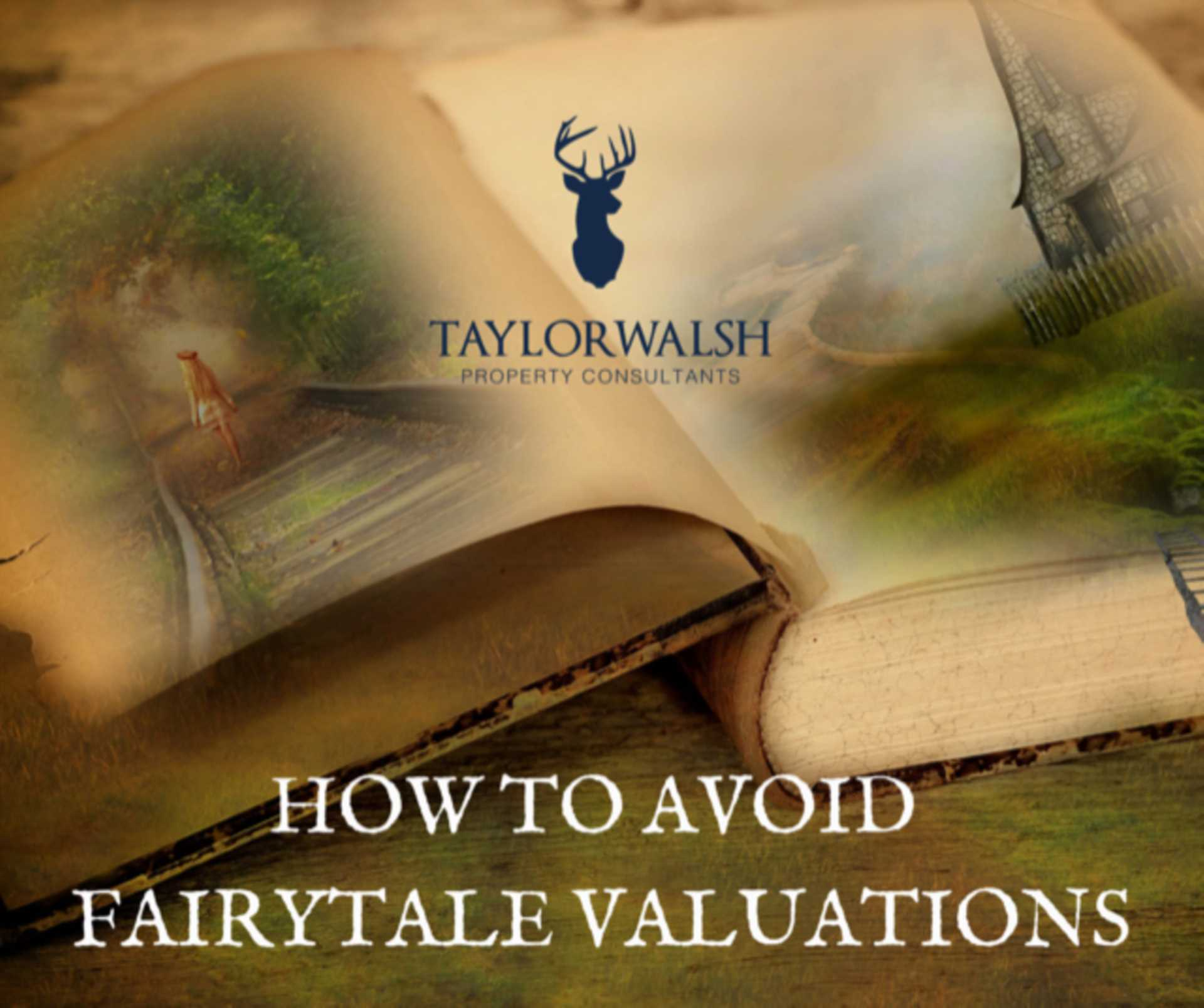 HOW TO AVOID FAIRYTALE VALUATIONS