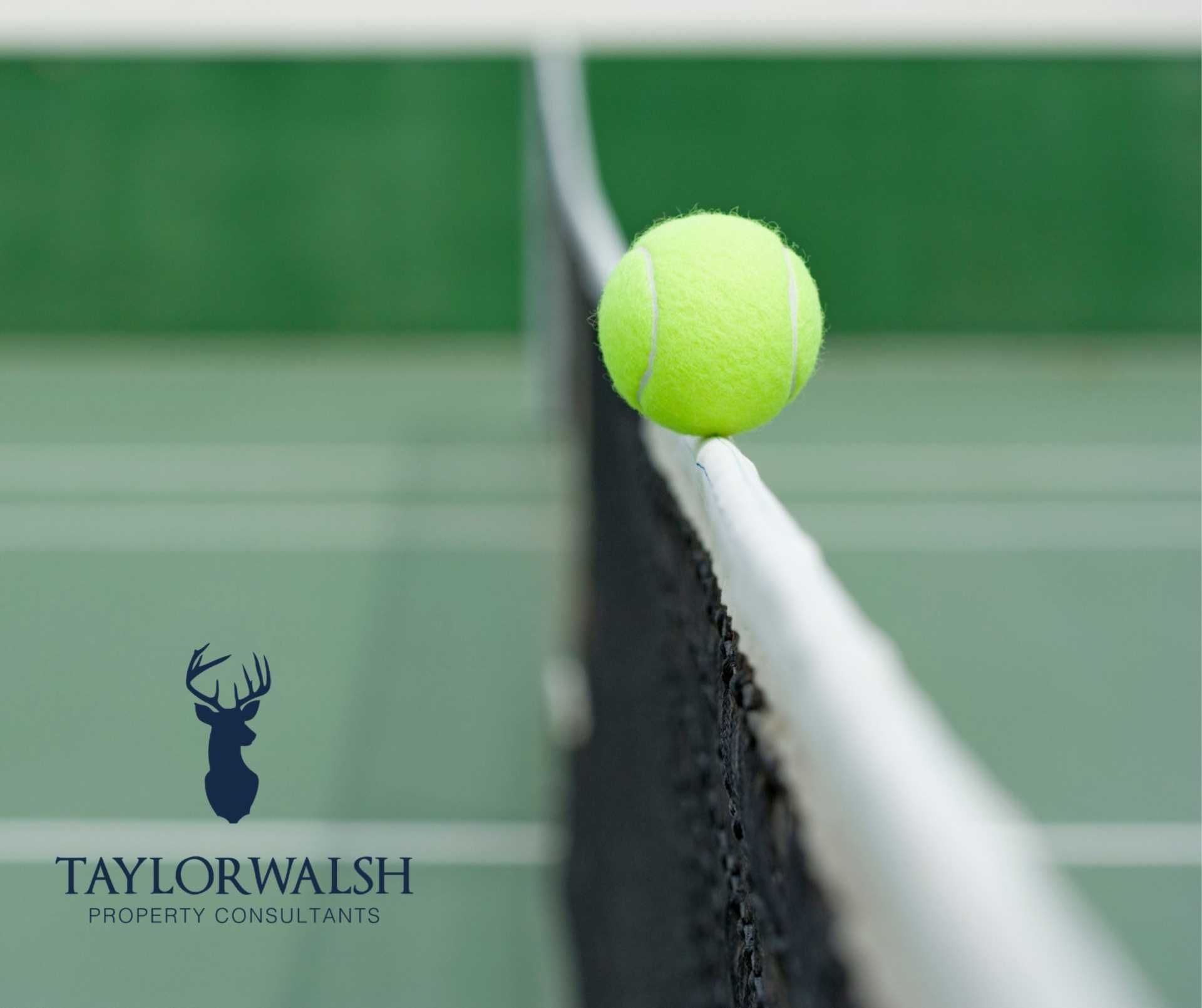 What does Wimbledon and good estate agents have in common?