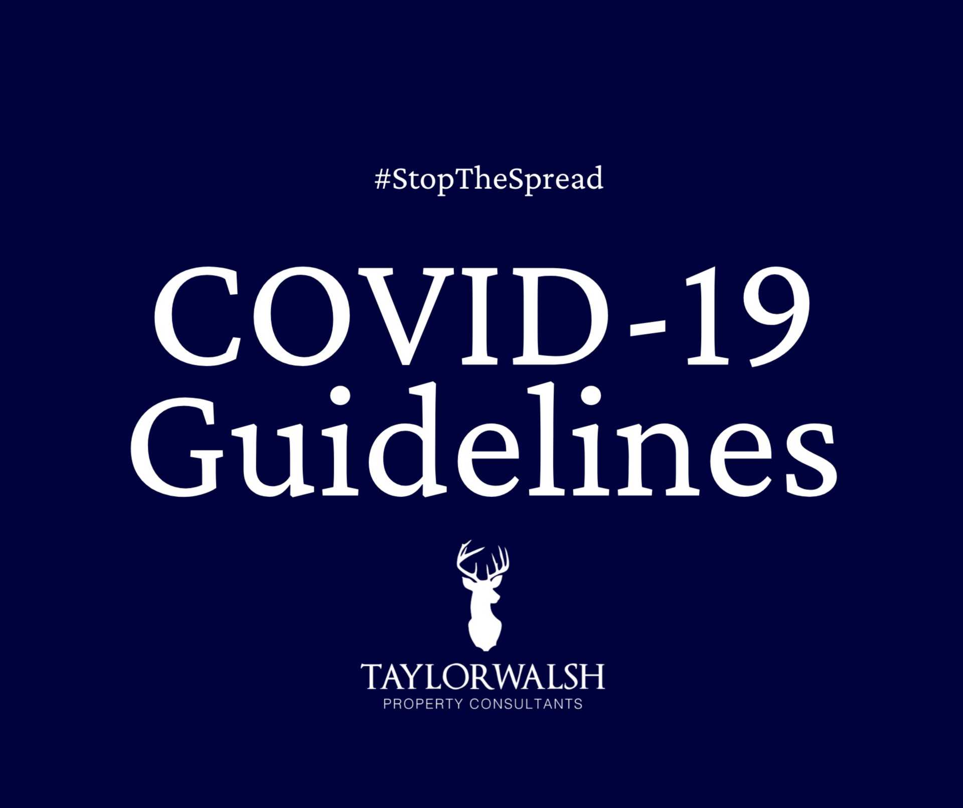 Covid-19 appointment guidelines