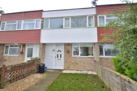3 Bedroom Terrace, Grasmere Way, Bletchley