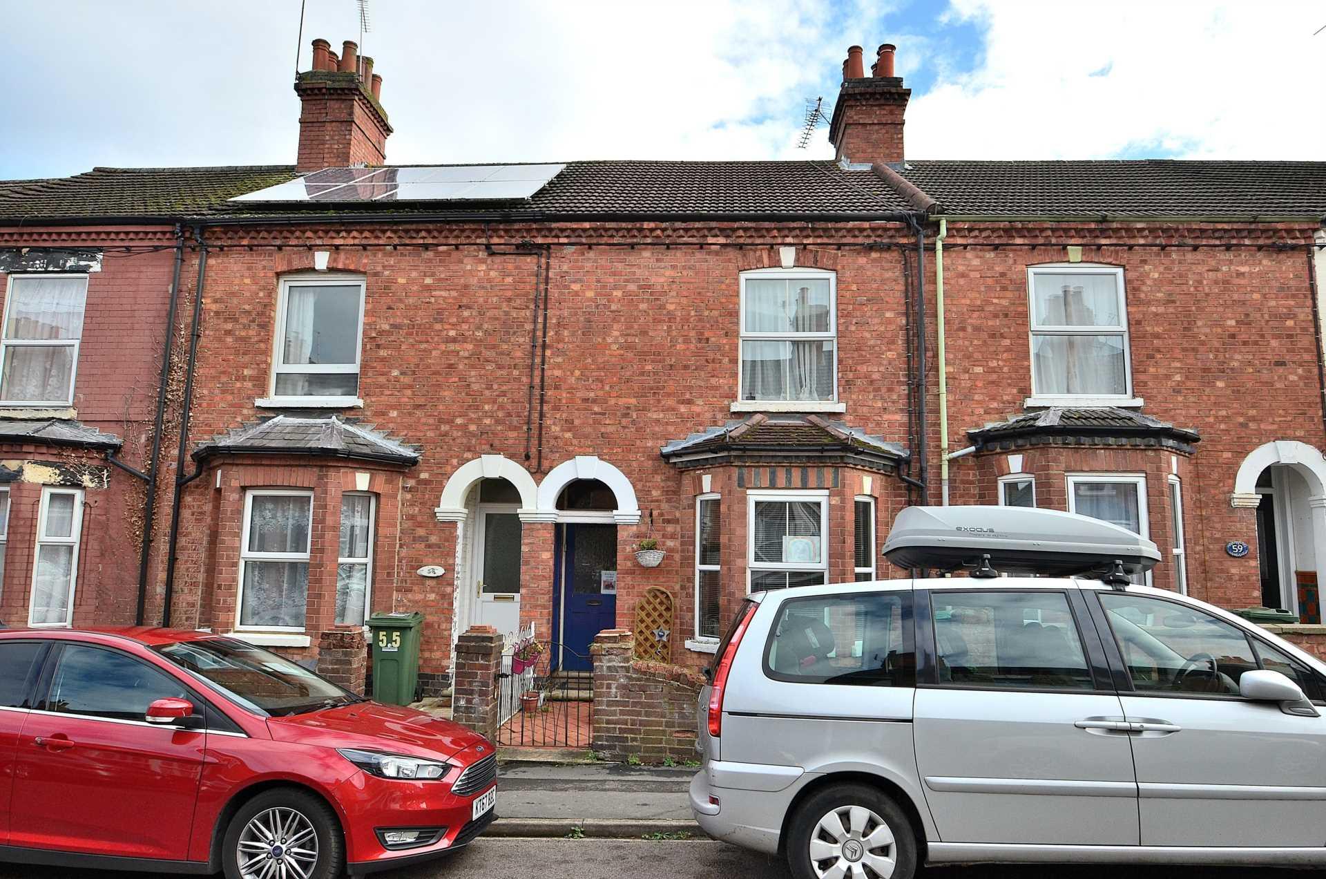 Cambridge Street, Wolverton, Image 1