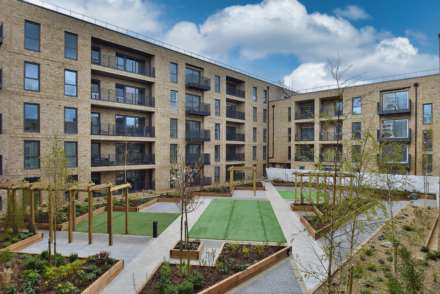 1 Bedroom Flat, Union Court, Campbell Wharf