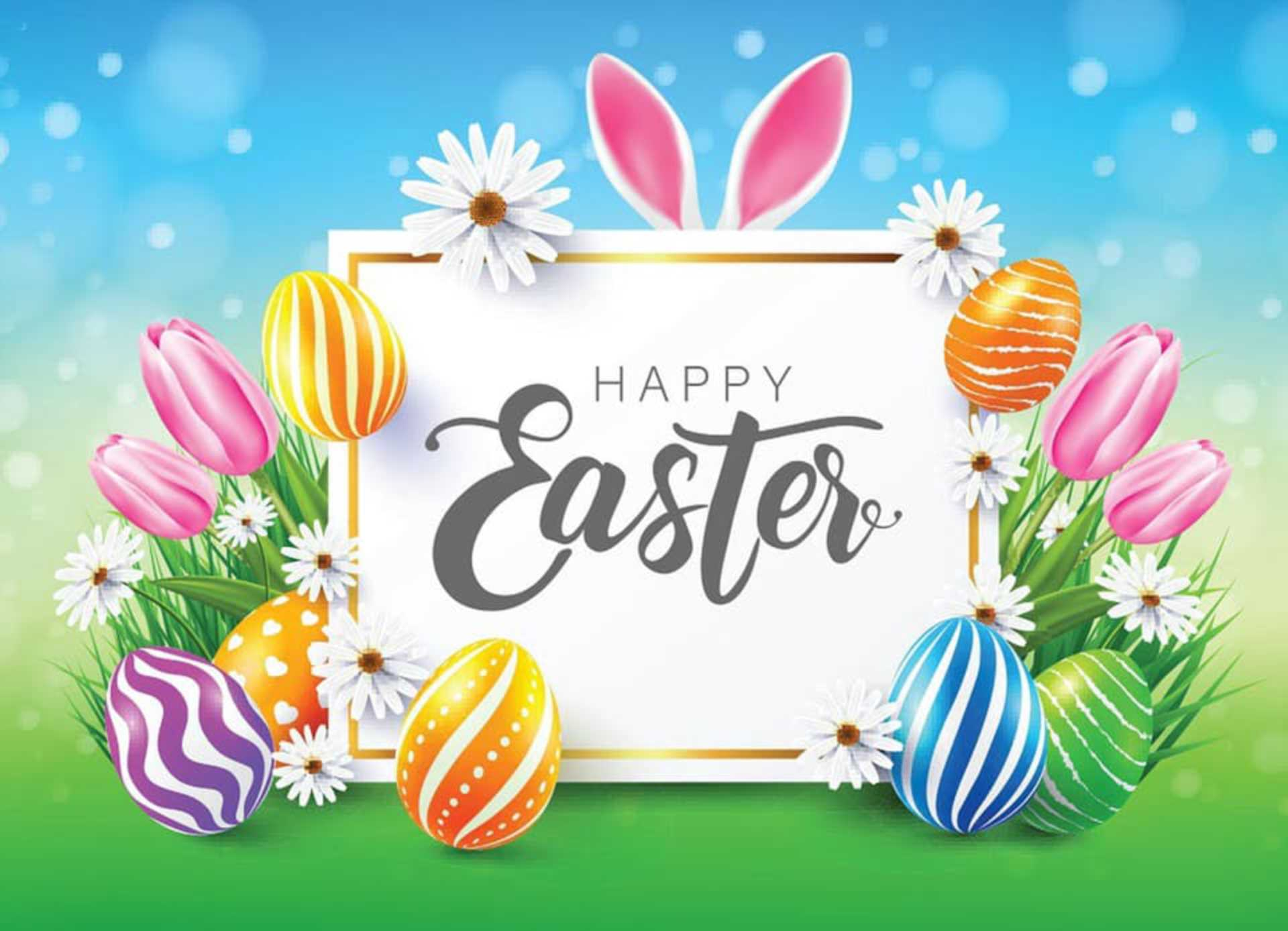 Happy Easter to all our lovely Clients
