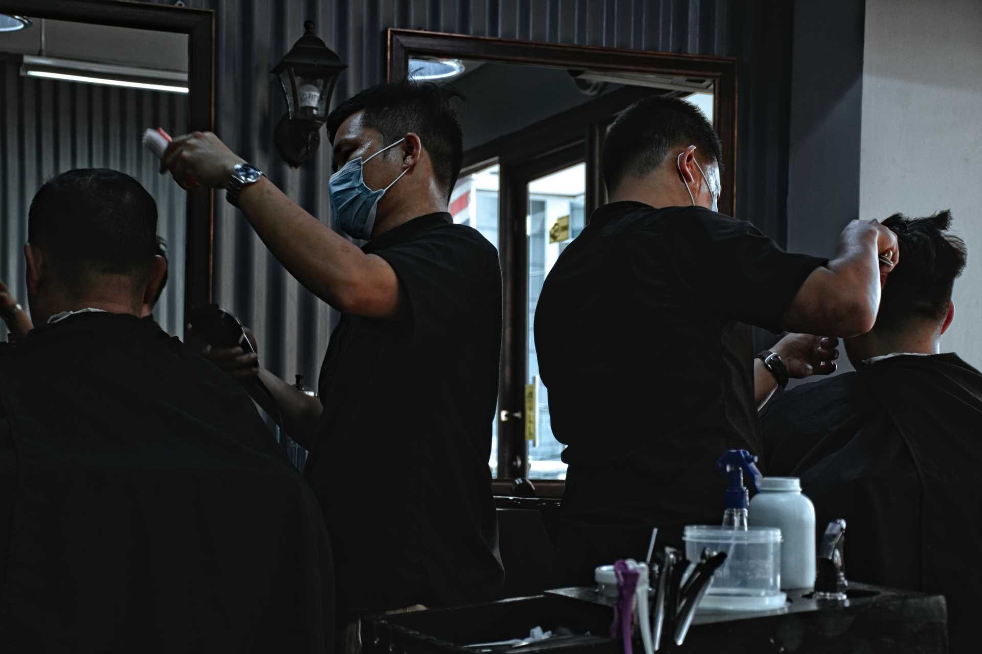 Hair We Go – The Lockdown Hairstyles Making Headlines in Milton Keynes