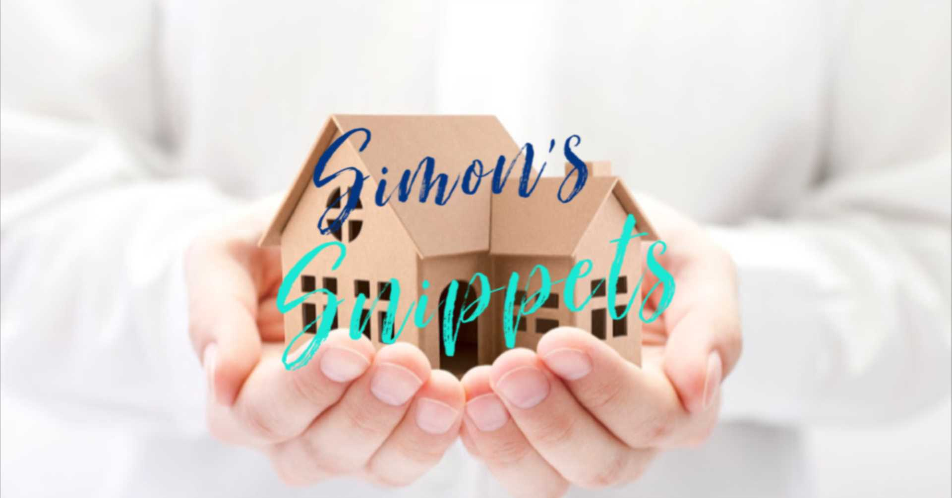 Simon`s Snippets - Evictions, An IMPORTANT update For Landlords