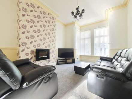 Property For Rent Crystal Road, Blackpool
