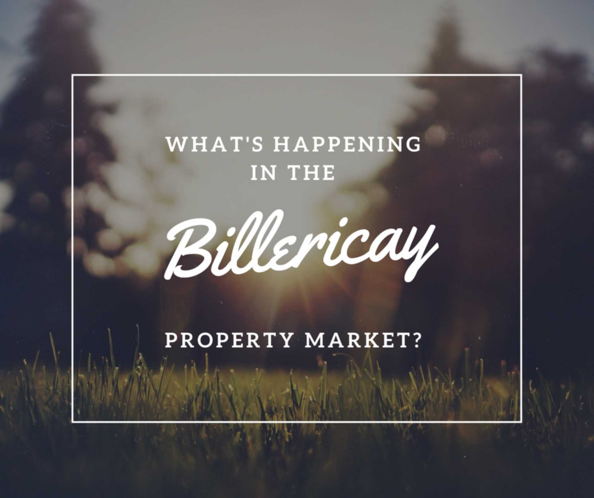 The Billericay Property market