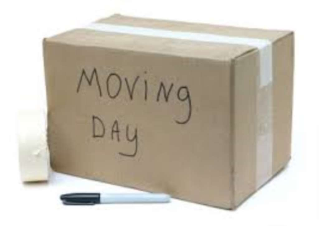 Moving Day For Tyrer & Hart!